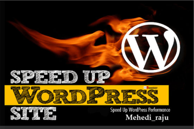Optimize And Increase Your WordPress Website Speed Optimization