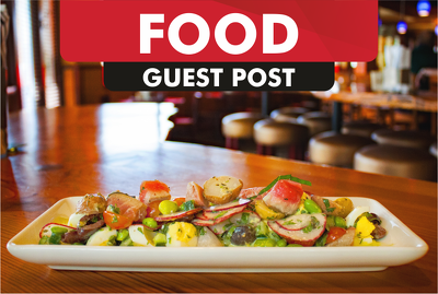 Publish guest Post On DA- 63 Food Blog Niche with dofollow link