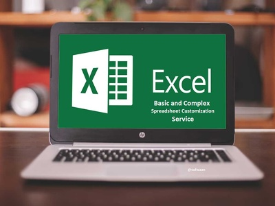 Do basic and complex Excel Customization Spreadsheet