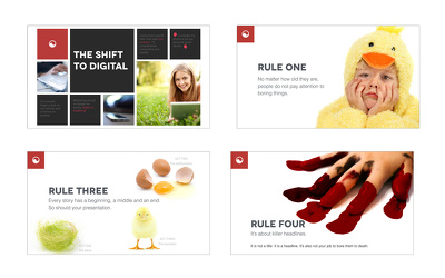 create a 10-slide modern & professional PowerPoint Presentation