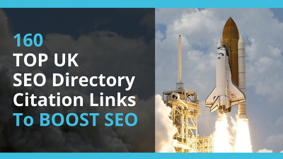 160 TOP UK SEO Directory Citation Links To BOOST SEO