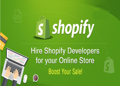 Customize your shopify store with design and fix issue