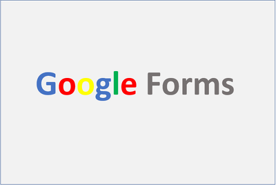 Create online Google form to capture your information