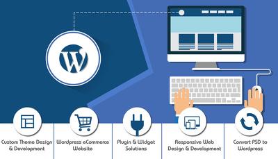1 hour of Updates/Fixes/Customization WordPress website