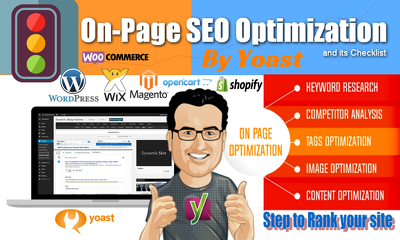 Do wordpress yoast seo optimization and SEO Audit Report
