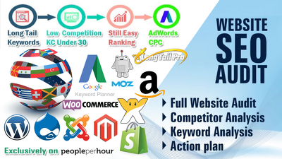 Provide 300 Profitable Keywords and Competitor Analysis