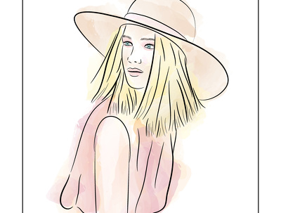 Create a Beautiful and Sophisticated Illustration