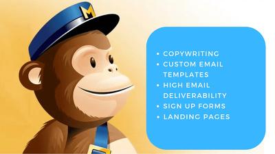 Create a bespoke mailchimp template