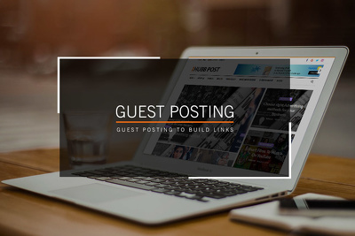 Provide Elite Guest Posting on 7 Authority Sites DA70+ TF20+Blog