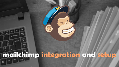 MailChimp integration and Set up for Your Website