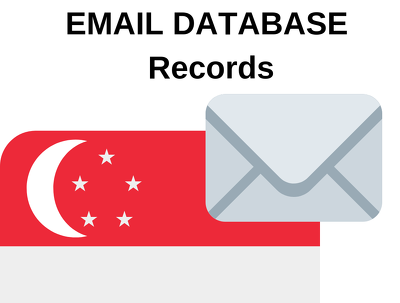 2018 fresh SINGAPORE 2,00,000 business email database