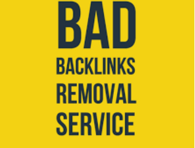 Remove Bad Backlink detox + Link Disavow & Penalty Removal