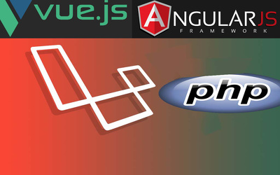 I Will Fix Bug Customize And Create Laravel With Vuejs Angularjs