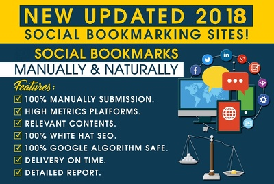 Top 10 Social Bookmarks to boost your Skyrocket Ranking SEO