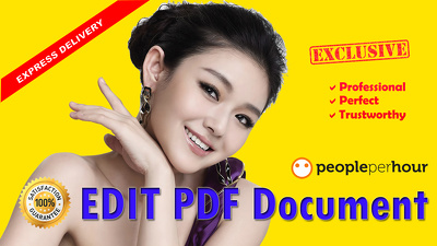 Edit PDF Document