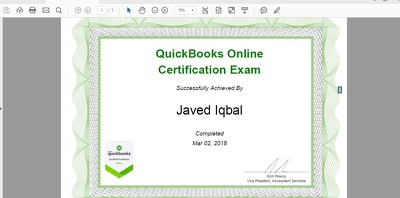 be Your Quickbooks Consultant for One hour.