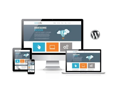 Develop stunning and Responsive Wordpress Website