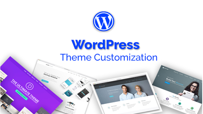 Customize Any Premium Wordpress Theme & Design Wordpress Website