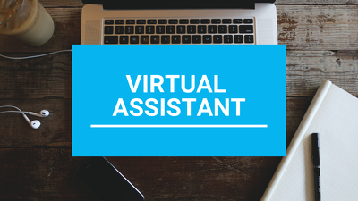 Be Your Virtual Assistant and social media manager  For 3 hours