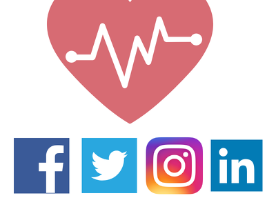 Perform a social media health check on one account