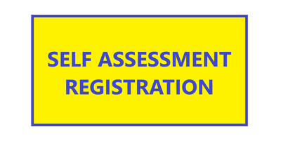 Register self assessment with HMRC