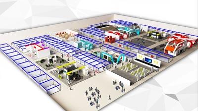 Deliver 3D floor plans