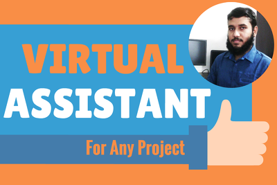 Be Your Virtual Administrative Assistant for 4 hours