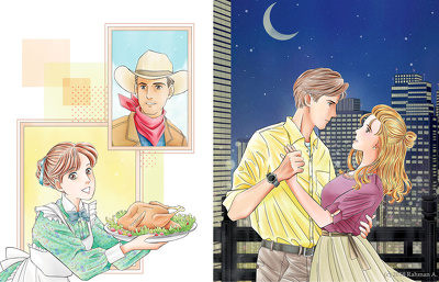 Do illustration for your story, novel, and book cover