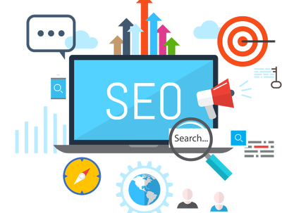 I'll be your SEO agency to rank your site on top of the google.