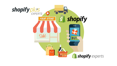 Create and Fully Setup Shopify Store