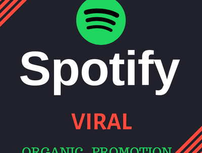 Do Viral Promotion On Your Spotify Song