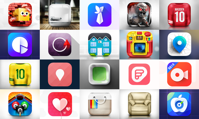 Design a incredible and professional APP ICON!