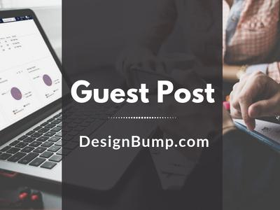 Guest Post on DesignBump.com DA63 |Digital Marketing & Design