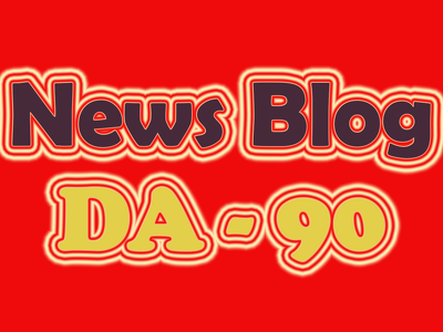 Write And Guest Post On DA80 News Website