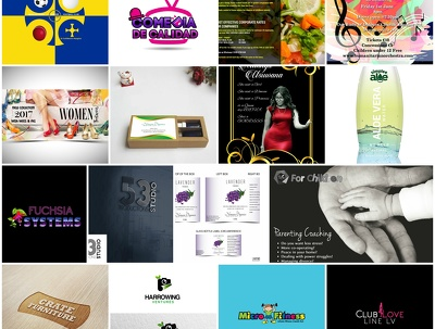 be your graphic designer for 1 day