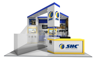 Do a Exhibition Stand Design plans and visuals in 4 days.