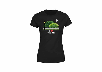 Your city Women's T-Shirts Print Shipping