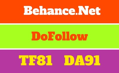 Write a Guest post on Behance.net (DA93) - Dofollow backlink