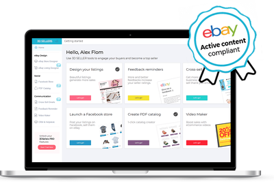 Upload 75 products on ebay Store and increase sales