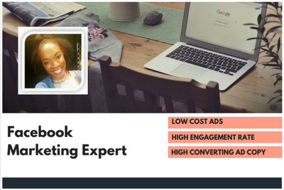Provide Facebook Ads Consulting for 1 week