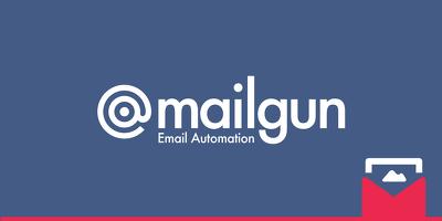 Setup & configure transactional Email service MAILGUN