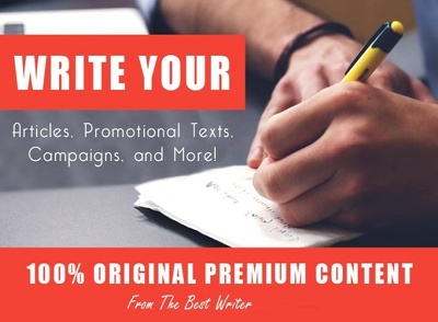 Write A High Quality 500 Words Unique SEO Article Or Blog Post