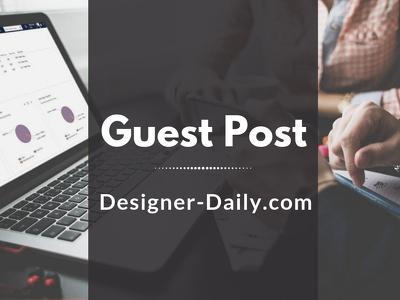 Guest Post on Designer-Daily.com DA74 |Web design & Development