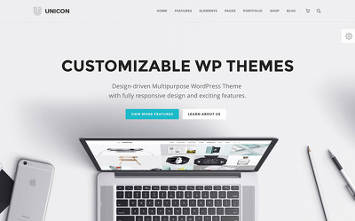design and redesign wordpress theme