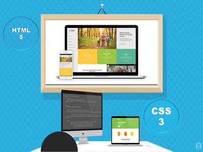 Design FRONT END of Your website