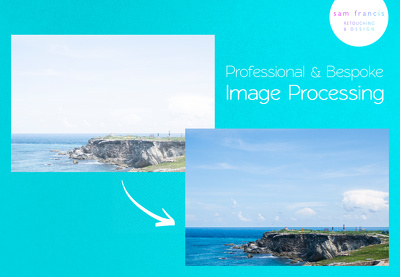 Professionally PROCESS and EDIT 50 photographs
