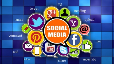 Manage all social media page