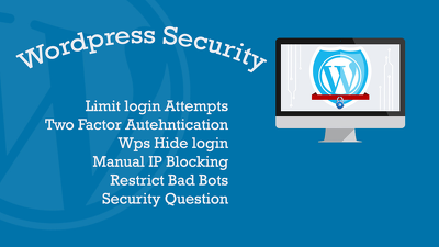 Protect your wordpress website and recover hacked site