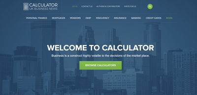 Guest Post on Finance blog Calculator.co.uk with Do Follow link