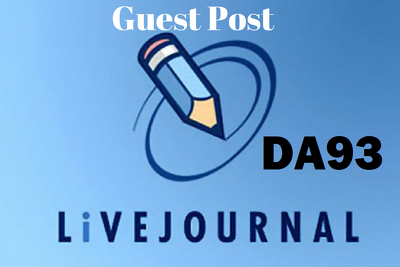 Write And Publish A Guest Post On Livejournal Da93